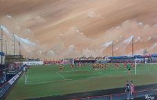 Bridlington Town 20'' x 30'' approx poster print